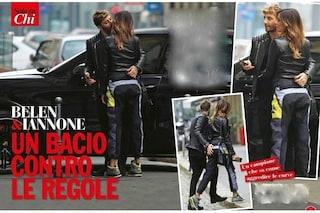 """""""Belén Rodriguez e Andrea Iannone sfogano la loro passione in divieto di sosta"""""""