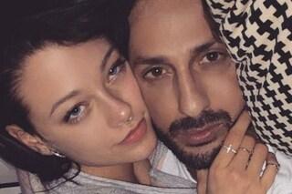 """Fabrizio Corona compie 43 anni, Silvia Provvedi: """"Sei l'amore che mi ha avvolto l'anima"""""""