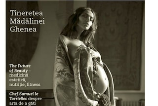"""Madalina Ghenea incinta: """"Un momento speciale che desideravo tanto"""""""