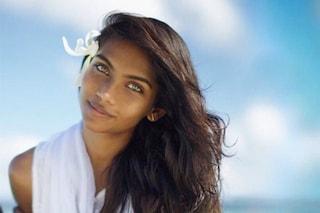 Morta a 21 anni Raudha Athif, la modella delle Maldive 'con gli occhi color del mare'