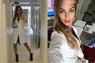 L'ex GF Sarah Nile ha detto addio alla tv, fa la consulente per un centro di chirurgia