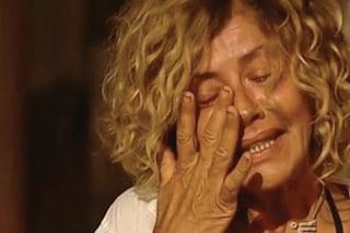 """È morta la mamma di Eva Grimaldi: """"Ha aspettato che tornassi dall'Isola"""""""