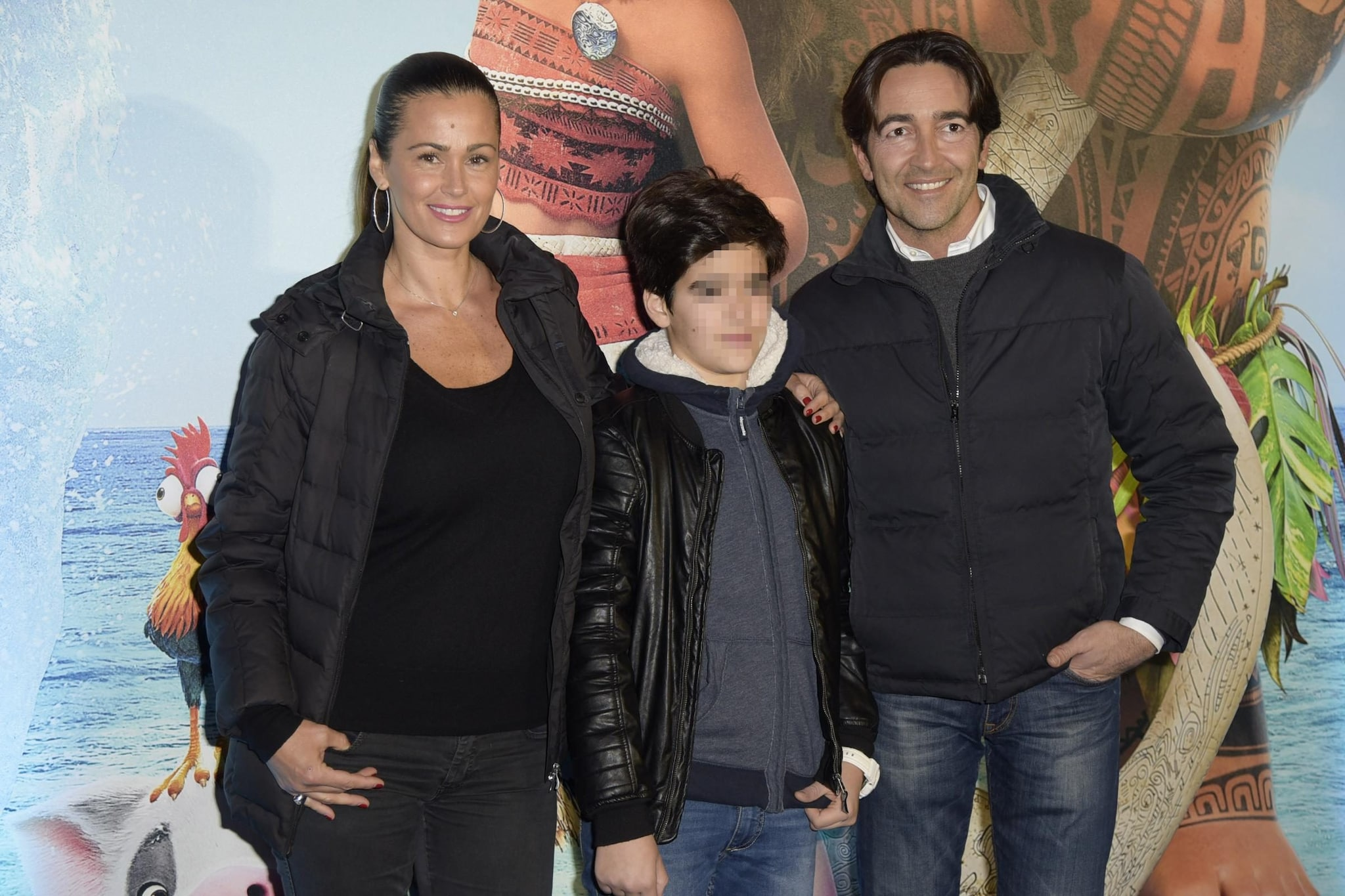 Samantha De Grenet riabbraccia Brando, il figlio avuto dal marito Luca  Barbato
