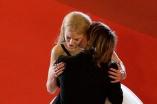Nicole Kidman e il marito Keith Urban, lacrime e passione sul red carpet