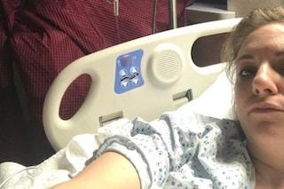 "Lena Dunham finisce in ospedale durante i Met Gala 2017: ""Soffro di endometriosi"""