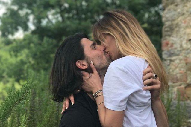 Luca Onestini e Soleil Sorgè