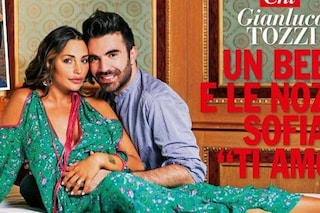 Sofia Valleri è incinta: è la compagna di Gianluca Tozzi, ex di Raffaella Fico