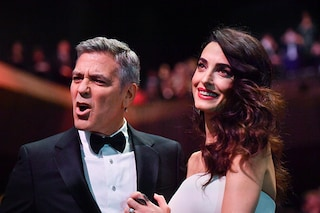 Amal Alamuddin ha partorito due gemelli, George Clooney è doppio papà