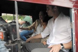 La Jolie affida i figli a Brad Pitt per la festa del papà, è la prima volta dopo la riabilitazione