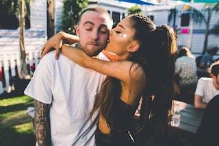 Mac Miller è il fidanzato di Ariana Grande, ieri insieme sul palco del One Love Manchester