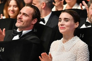 Joaquin Phoenix e Rooney Mara stanno insieme, ecco la nuova bellissima coppia di Hollywod