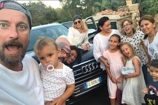 """Francesco Facchinetti: """"Ero presuntuoso, ma da quando ho figli sono cambiato"""""""