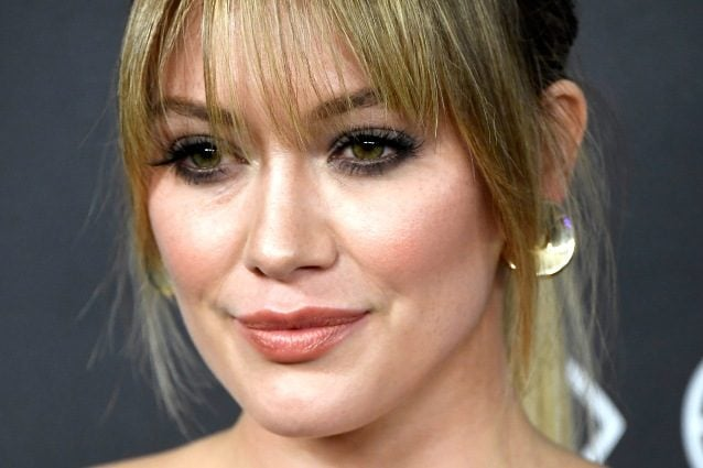Hilary Duff sesso video