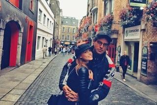 Gabriel Garko raggiunge Adua Del Vesco in Irlanda, così scacciano le voci di crisi