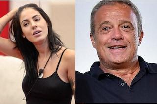 """Giulia De Lellis: """"Mia mamma ha avuto una storia con Claudio Amendola"""""""