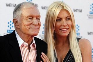 L'eredità di Hugh Hefner non andrà a Crystal Harris per un patto di ferro siglato prima del matrimonio