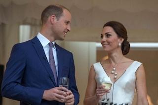"""Kate incinta, parla William: """"Festeggeremo dopo che avrà superato questa prima fase delicata"""""""