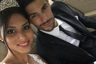 Nicolò Noto di Amici ha sposato Valentina Nao, le foto delle nozze