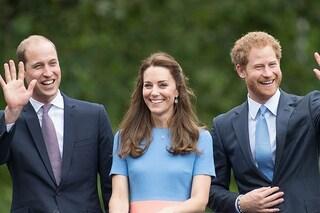 """Il principe Harry futuro zio al settimo cielo: """"È fantastico, sono molto felice per loro"""""""