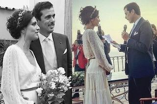 L'attrice Giulia Bevilacqua ha sposato Nicola Capodanno, Claudia Pandolfi testimone di nozze
