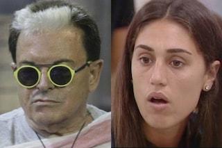 """""""Cristiano Malgioglio non rispetta le regole del GF Vip"""": Cecilia Rodriguez si infuria"""