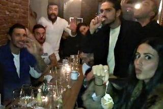 De Martino sorpreso ancora con Gilda, erano insieme al compleanno di Macia Del Prete