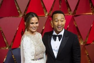 Chrissy Teigen e John Legend aspettano il secondo figlio