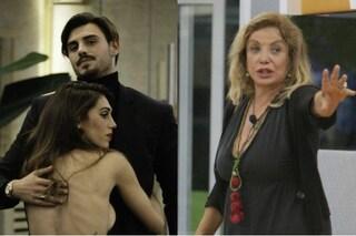 "Simona Izzo: ""Francesco Monte è bello ed elegante, mi chiedo se Cecilia lo meritasse"""