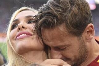"""Francesco Totti: """"Quarto figlio? Sto provando a convincere Ilary"""""""