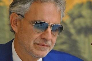 """La mamma di Bocelli: """"Mi dissero di abortire perché Andrea sarebbe nato cieco"""""""