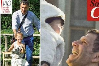 """Fabrizio Frizzi dopo la malattia: """"Sto lottando per continuare a veder crescere mia figlia"""""""