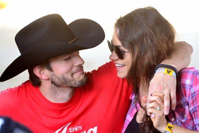 """Ashton Kutcher: """"I miei soldi e quelli di Mila non andranno ai nostri figli, li daremo in beneficenza"""""""
