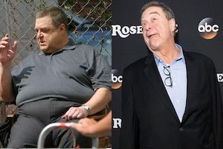 John Goodman ieri e oggi: ancora in 'Pappa e ciccia', ma con 50 chili in meno