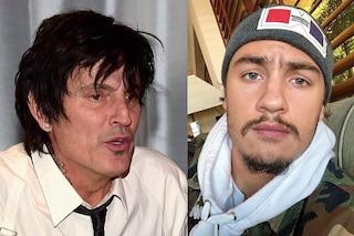 """Tommy Lee, ex di Pamela Anderson: """"Mio figlio Brandon mi ha picchiato"""""""