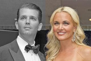 """Vanessa Haydon chiede il divorzio a Donald Trump jr: """"Non ci sarà una battaglia legale"""""""