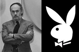 Morto Art Paul, addio allo storico grafico di Playboy che creò il logo del coniglio