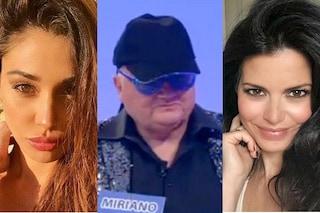A Uomini e Donne anche Belen Rodriguez e Laura Torrisi: il messaggio per il corteggiatore di Tina Cipollari