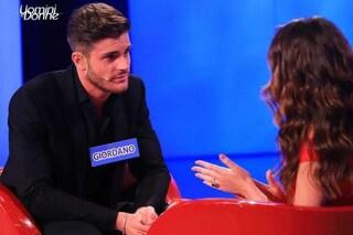 """Uomini e Donne, Nilufar Addati ha scelto Giordano Mazzocchi: """"Mi hai fatto male ma il mio è un sì"""""""