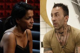"""Grande Fratello 2018, Aida Nizar non si fida più di Simone Coccia: """"È falso e ipocrita"""""""