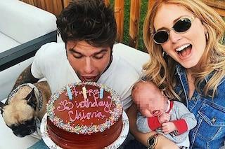 Chiara Ferragni compie 31 anni, il primo compleanno da mamma è in famiglia e con le amiche