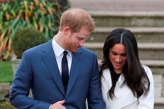 """Da Kensington Palace: """"Momento delicato per Meghan, Harry chiede rispetto per il signor Markle"""""""