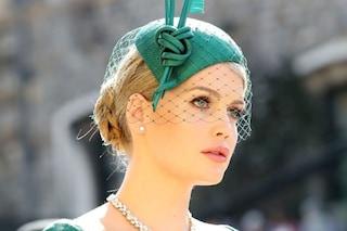 Kitty Spencer, la nipote di Lady Diana che ha rischiato di rubare la scena a Meghan Markle