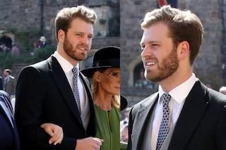 Chi è Louis Spencer, il sexy cugino 24enne del principe Harry che vi farà tornare il sorriso