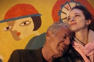 """Morto Anthony Bourdain, Asia Argento: """"Sono devastata, era il mio amore"""""""