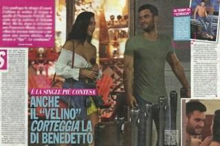 """Paola Di Benedetto: """"Ho chiesto a Pierpaolo Pretelli di fermarsi, mi sono accorta di piacergli"""""""