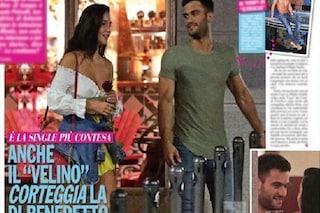 """Paola Di Benedetto beccata con l'ex velino Pierpaolo Petrelli, lei smentisce: """"Non c'è alcuna storia"""""""
