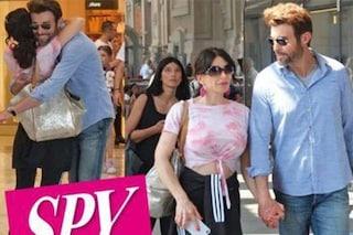 Carmen Di Pietro ha un nuovo amore: è il modello Antonio Rivano, di 11 anni più giovane