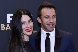 """""""È finita tra Alex Del Piero e la moglie Sonia Amoruso"""": stavano insieme da 19 anni"""