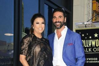Eva Longoria è diventata mamma: è nato Santiago Enrique, figlio di José Antonio Baston