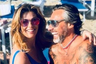 Chi è Rossano Laurini, il compagno di Vanessa Incontrada e padre di suo figlio Isal